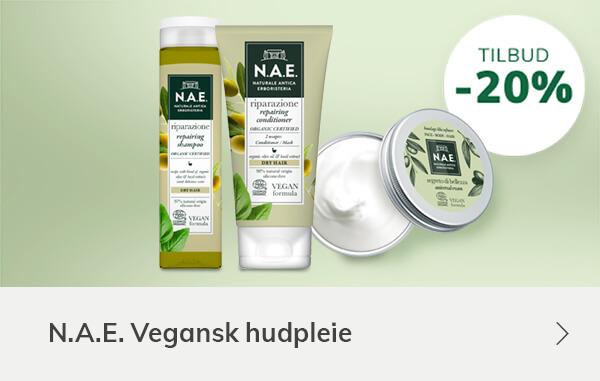 N.A.E Vegansk og økologisk hudpleie